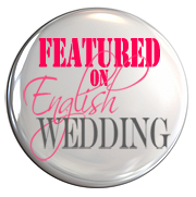Featured on English Wedding