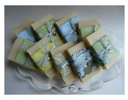 Handmade soap from mbeasoap's Shop