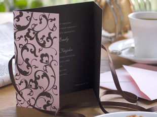 Stationery from Chartula Studios