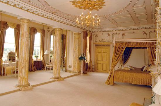 Rococco Bridal Suite