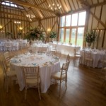 Bruisyard Barn tables