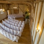 Ceremony in the Bruisyard Barn