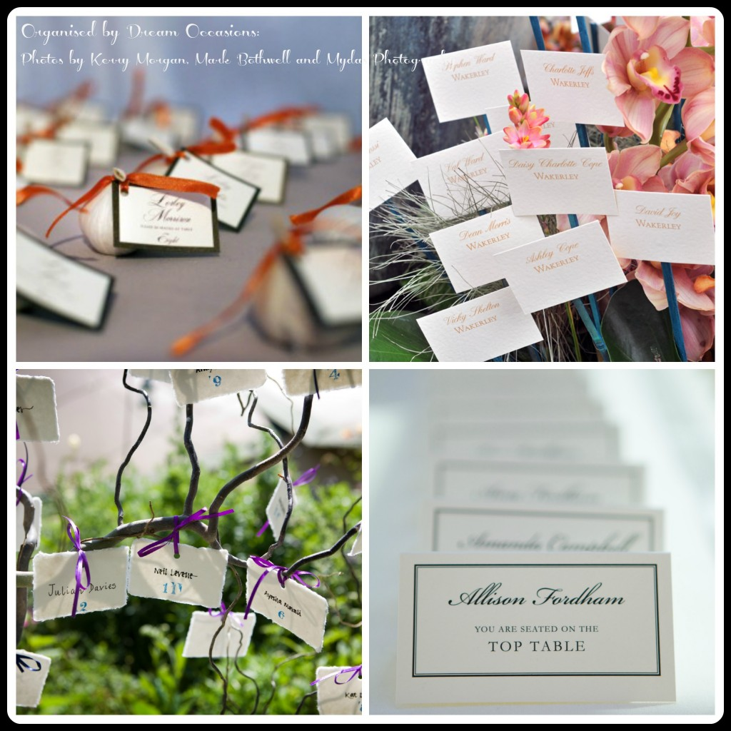 What Are Escort Cards?
