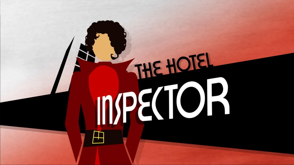 As seen on Channel Five's The Hotel Inspector