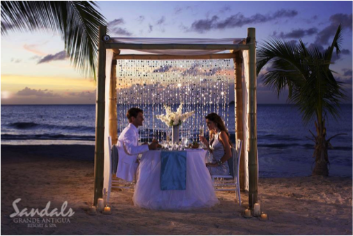 Proposing in the Caribbean