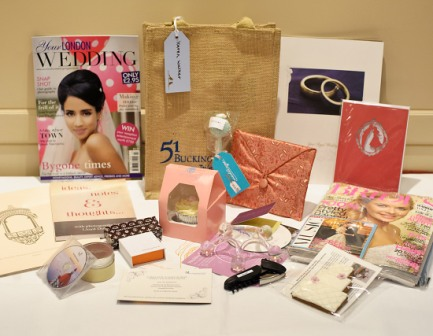 Wedding Expo Gift Bags : March 28th, 2012 Ramblings of a planner , UKAWP 0 Comments