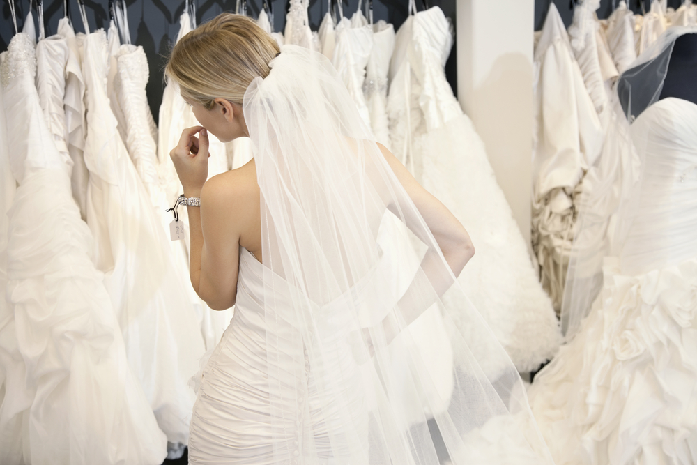 Mother of the bride shopping for your daughters wedding for Wedding dress shops reading